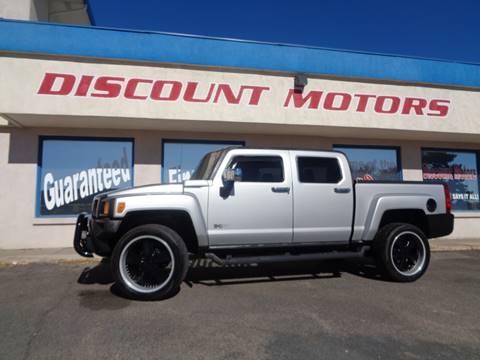 2010 HUMMER H3T for sale in Pueblo, CO