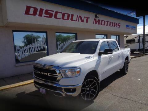 2019 RAM Ram Pickup 1500 for sale at Discount Motors in Pueblo CO