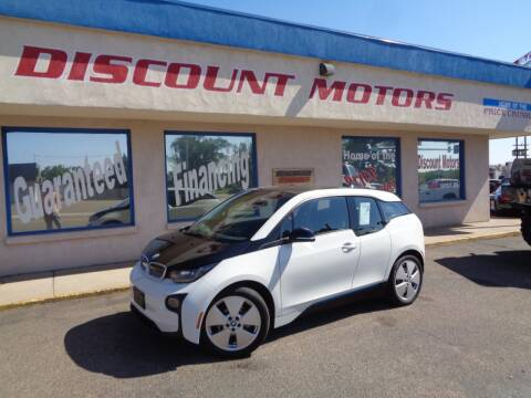 2016 BMW i3 for sale at Discount Motors in Pueblo CO