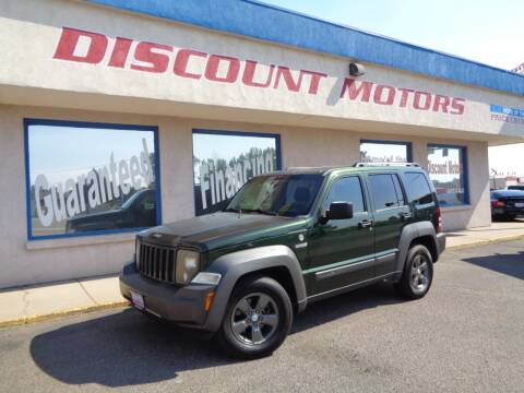 2010 Jeep Liberty for sale at Discount Motors in Pueblo CO
