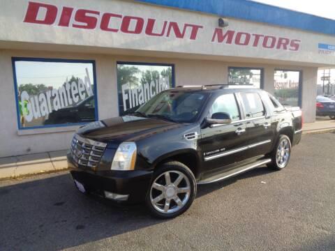 2007 Cadillac Escalade EXT for sale at Discount Motors in Pueblo CO