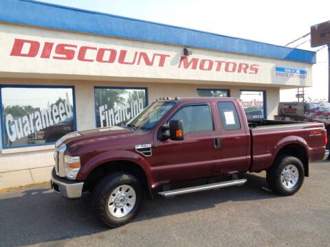 2008 Ford F-350 Super Duty for sale at Discount Motors in Pueblo CO