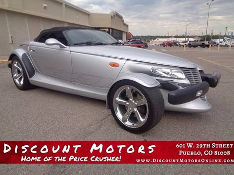 2000 Plymouth Prowler for sale in Pueblo, CO