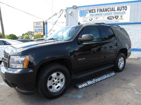 2011 Chevrolet Tahoe for sale in Dearborn Heights, MI