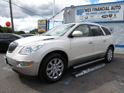 2012 Buick Enclave for sale in Dearborn Heights, MI