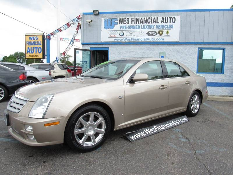 2006 Cadillac Sts car for sale in Detroit