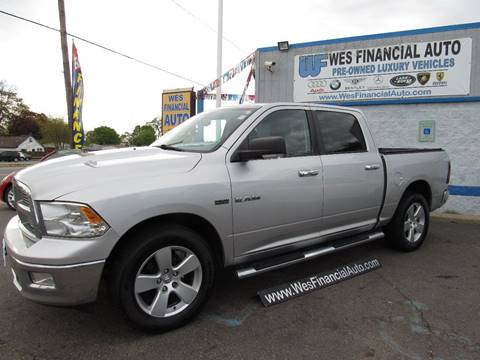 2010 Dodge Ram Pickup 1500 for sale in Dearborn Heights, MI