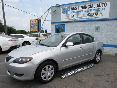 2006 Mazda MAZDA3 for sale in Dearborn Heights, MI