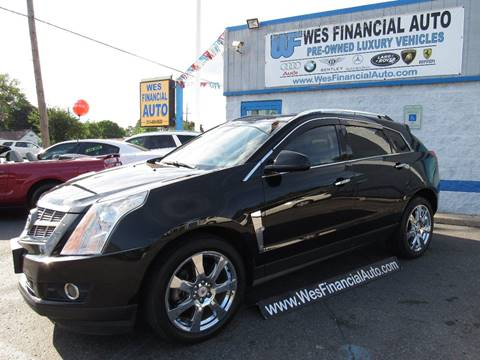 2010 Cadillac SRX for sale in Dearborn Heights, MI