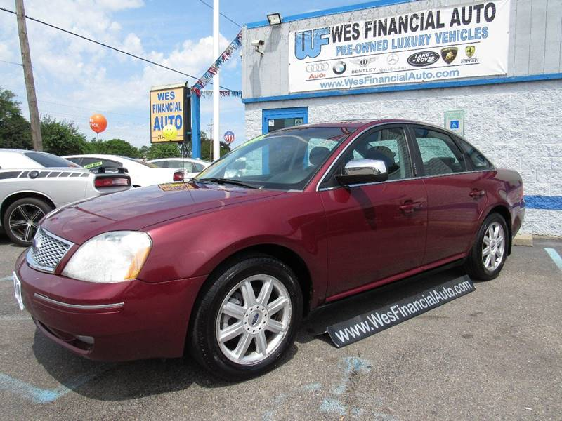 2007 Ford Five Hundred car for sale in Detroit