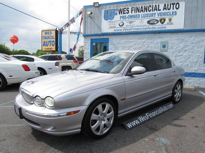 2006 Jaguar X-type car for sale in Detroit