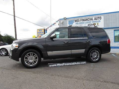 2007 Lincoln Navigator for sale in Dearborn Heights, MI