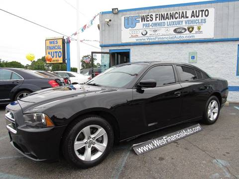 2014 Dodge Charger for sale in Dearborn Heights, MI