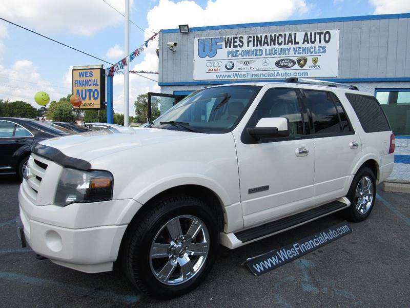 2007 Ford Expedition car for sale in Detroit