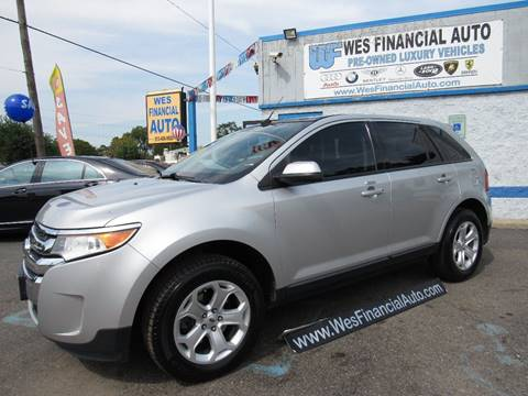 2012 Ford Edge for sale in Dearborn Heights, MI