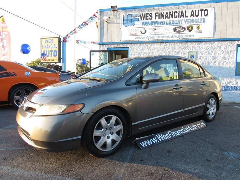 2007 Honda Civic car for sale in Detroit