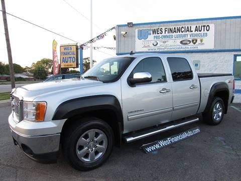 2010 GMC Sierra 1500 for sale in Dearborn Heights, MI