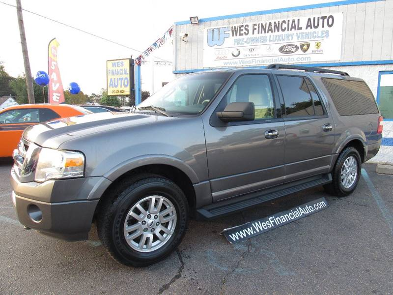 Ford Expedition El For Sale At Wes Financial Auto In Dearborn Heights Mi