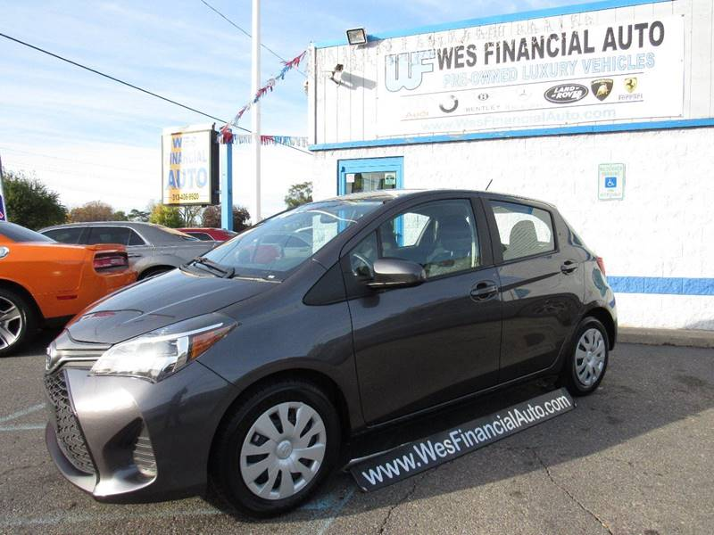 san yaris hatchback pre jose used le fwd toyota in certified owned inventory