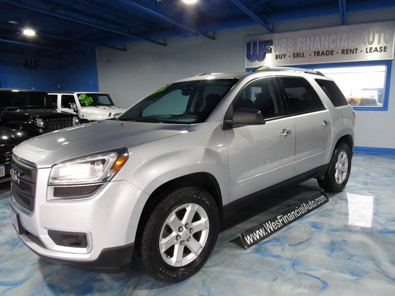 new british sale columbia gmc acadia kamloops inventory in for