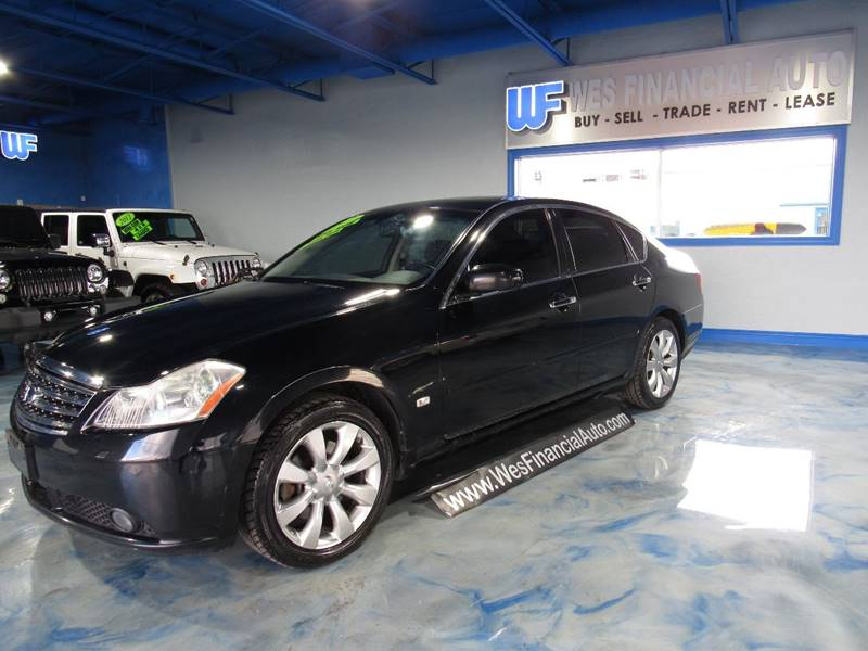 2007 Infiniti M35 car for sale in Detroit