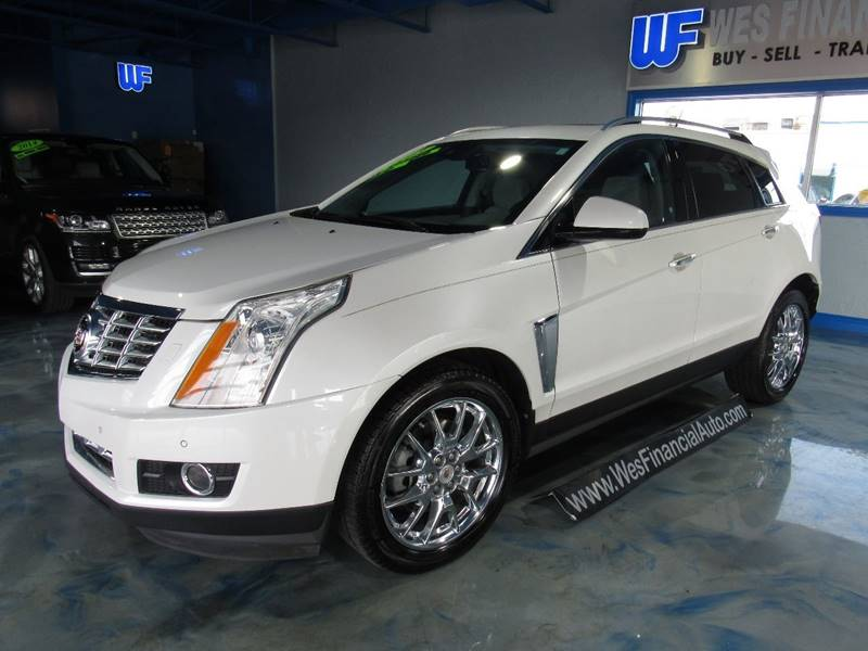 2013 Cadillac Srx Premium Collection In Dearborn Heights Mi Wes