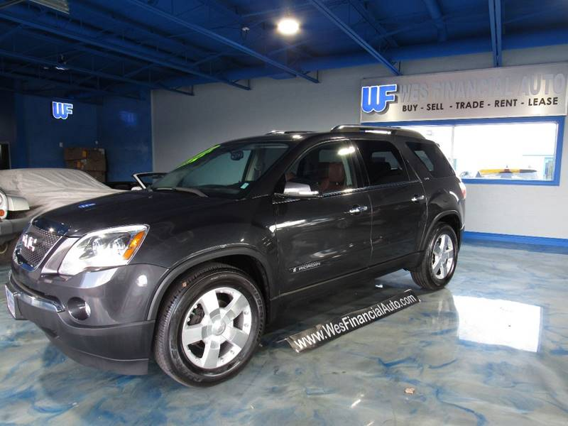 2007 Gmc Acadia car for sale in Detroit