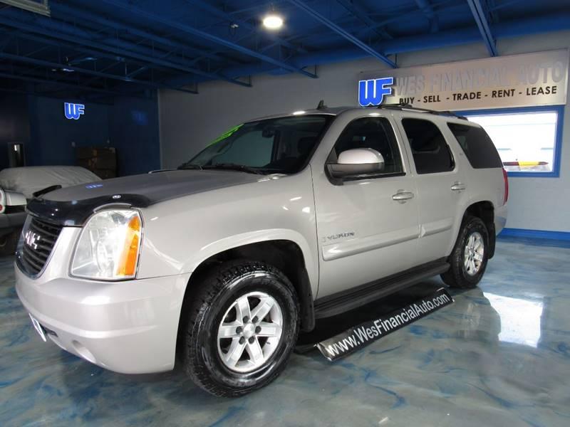 2007 Gmc Yukon car for sale in Detroit
