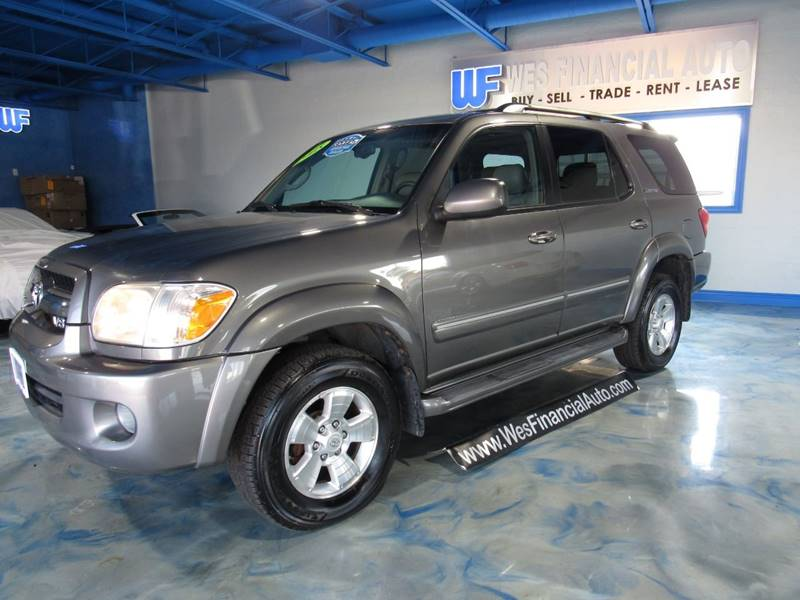2005 Toyota Sequoia car for sale in Detroit