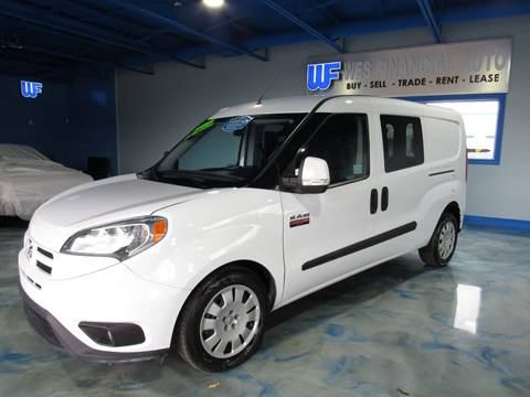2017 RAM Ram Van for sale in Dearborn Heights, MI