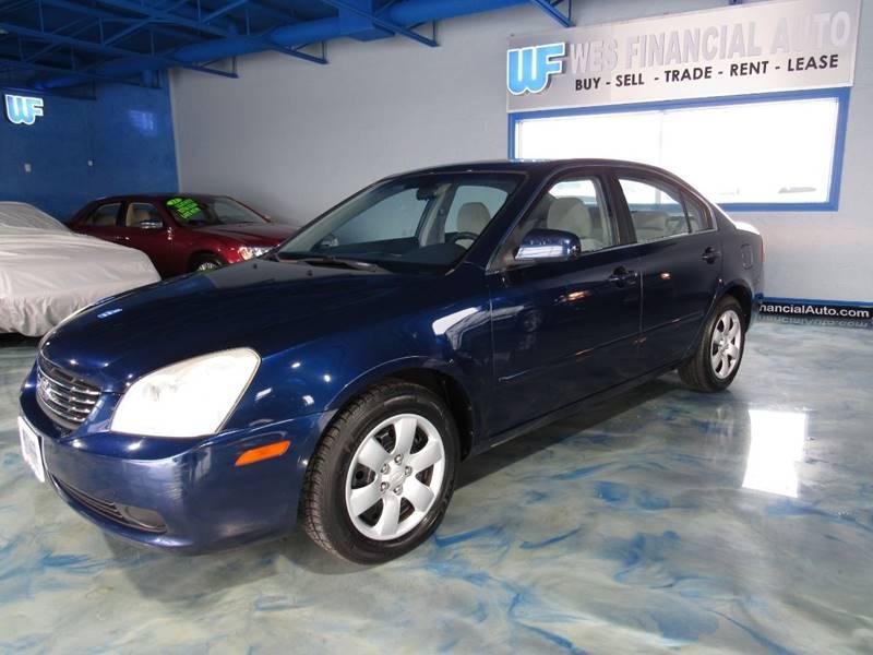 2006 Kia Optima car for sale in Detroit