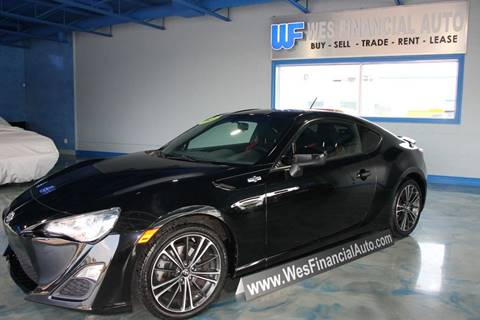 Scion Frs Lease >> 2013 Scion Fr S For Sale In Dearborn Heights Mi
