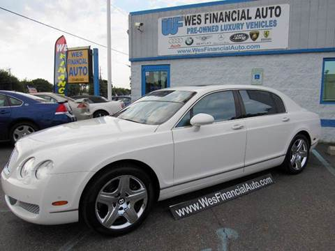 2008 Bentley Continental Flying Spur for sale in Dearborn Heights, MI