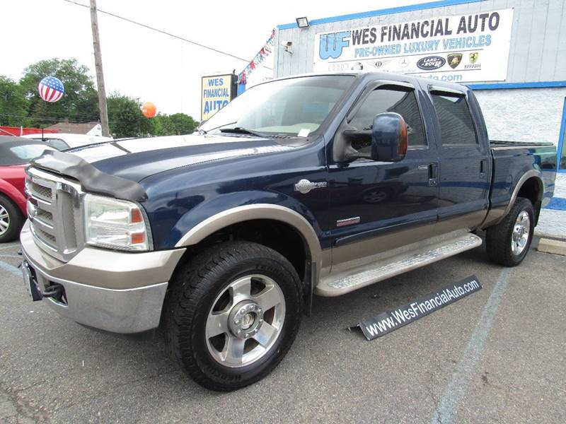 2006 Ford F-350 Super Duty car for sale in Detroit