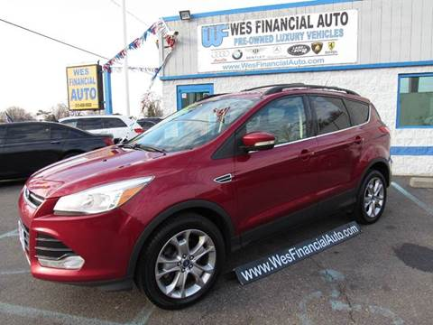 2013 Ford Escape for sale in Dearborn Heights, MI