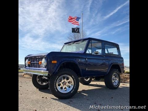 1977 Ford Bronco For Sale In Neptune City NJ