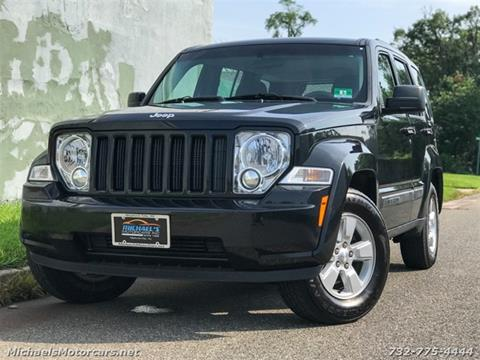2012 Jeep Liberty for sale in Neptune City, NJ