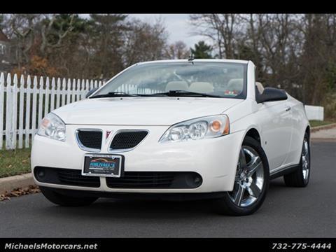 2008 Pontiac G6 for sale in Neptune City, NJ