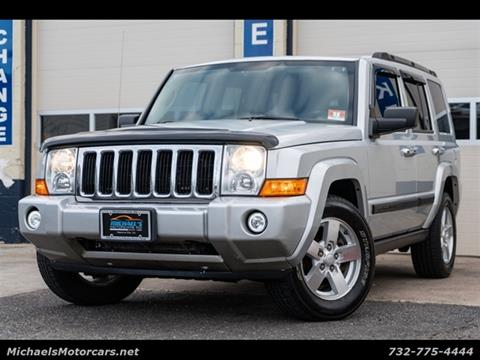 2007 Jeep Commander for sale in Neptune City, NJ