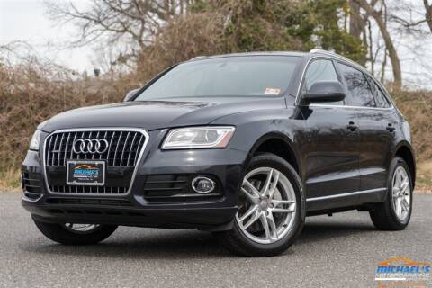 2014 Audi Q5 3.0 quattro TDI Premium Plus for sale at Michael's Motorcars Inc. in Neptune City NJ