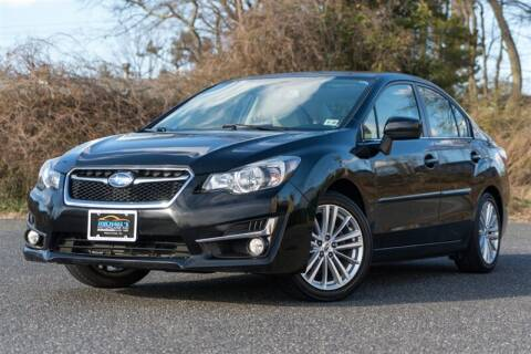 2015 Subaru Impreza 2.0i Premium for sale at Michael's Motorcars Inc. in Neptune City NJ
