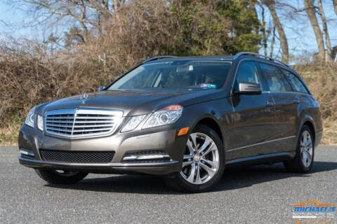 2011 Mercedes-Benz E-Class E 350 Luxury 4MATIC for sale at Michael's Motorcars Inc. in Neptune City NJ