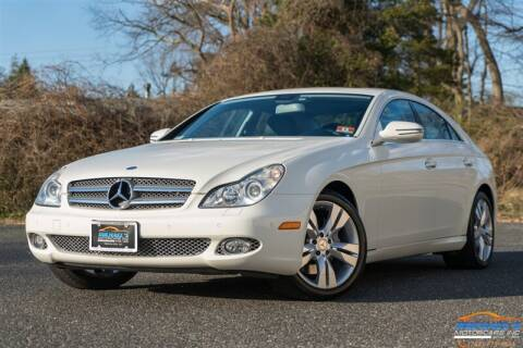 2009 Mercedes-Benz CLS CLS 550 for sale at Michael's Motorcars Inc. in Neptune City NJ
