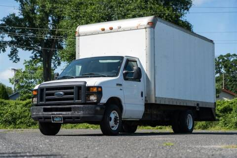2010 Ford E-Series Chassis