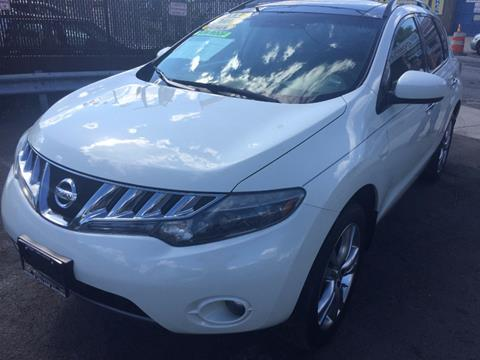 2010 Nissan Murano for sale in Middle Village NY