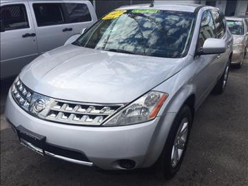 2007 Nissan Murano for sale in Middle Village, NY