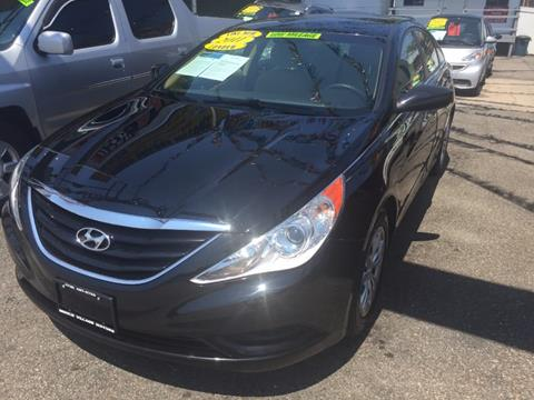 2011 Hyundai Sonata for sale in Middle Village, NY