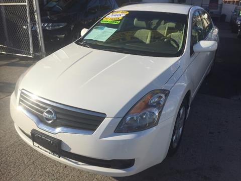 2008 Nissan Altima for sale in Middle Village, NY