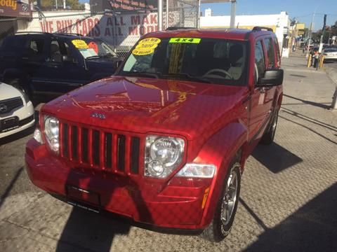 2009 Jeep Liberty for sale in Middle Village NY