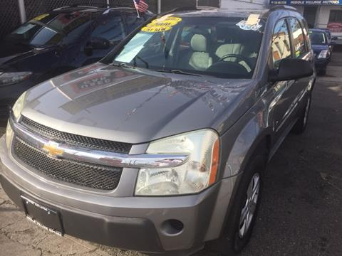 2006 Chevrolet Equinox for sale in Middle Village NY
